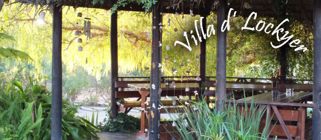 VILLA D' LOCKYER, WILLOWMORE